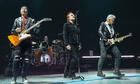 Nhóm U2 huỷ đêm nhạc ở Berlin vì Bono mất giọng