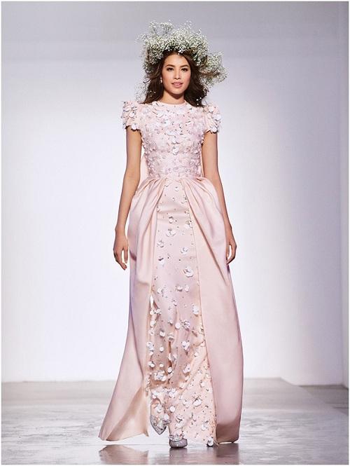 NTK Việt - Phương My mở màn Vancouver Fashion Week tại Canada - 2