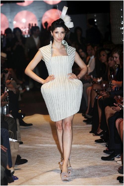 NTK Việt - Phương My mở màn Vancouver Fashion Week tại Canada - 8