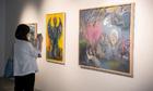 Ra mắt sách về tác phẩm hội họa và điêu khắc Việt Nam