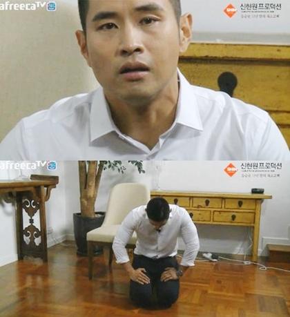 Yoo Seung Joon tha thiết mong chính phủ Hàn mở cửa để có cơ hội chuộc lỗi lầm vào năm 2015.