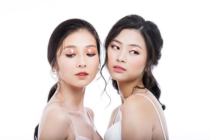 Đào Thị Hà biến hóa make-up cùng diễn viên 'Gạo nếp gạo tẻ'