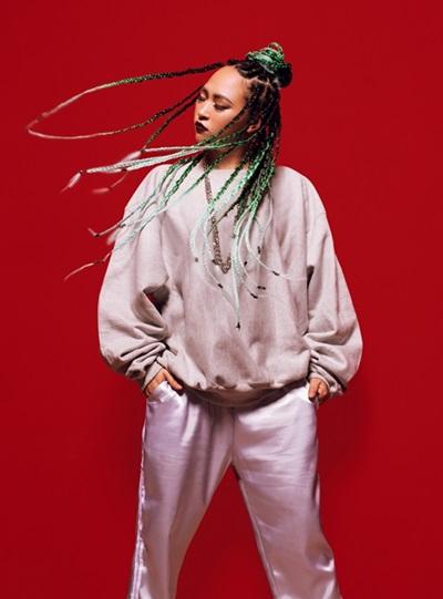 Rapper Kimmese