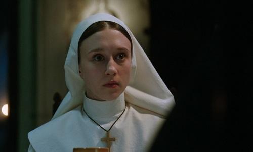 Taissa Farmiga sinh năm 1994, từng gây chú ý trongseries American Horror Story.