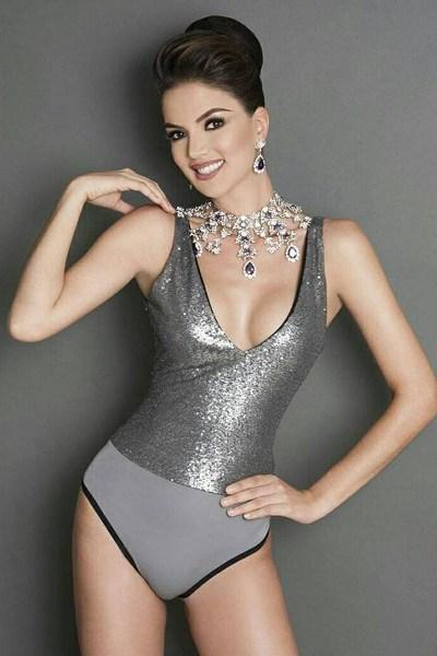 Veruska Ljubisavljevic, đại diện Venezuela tại Miss World 2018.