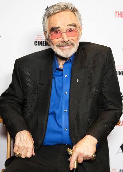 Burt Reynolds qua đời ngày 6/9. Ảnh: FilmMagic.