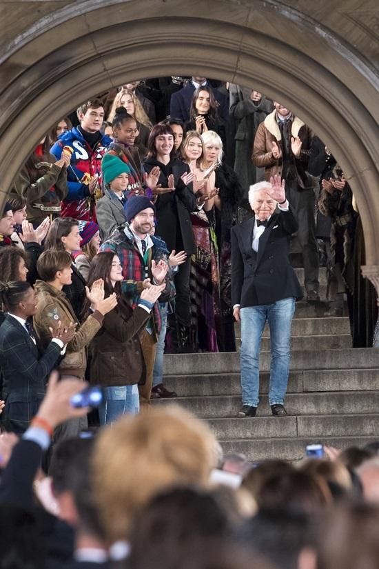 Ralph Lauren mừng 50 năm sự nghiệp