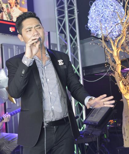 Diễn viên Minh Luân đứng ra tổ chức đêm nhạc Tình nghệ sĩ tại Mỹ.