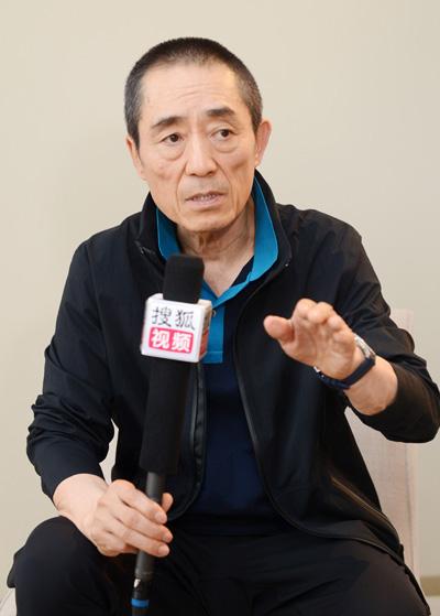 Trương Nghệ Mưu kể quá trình làm phim Ảnh.
