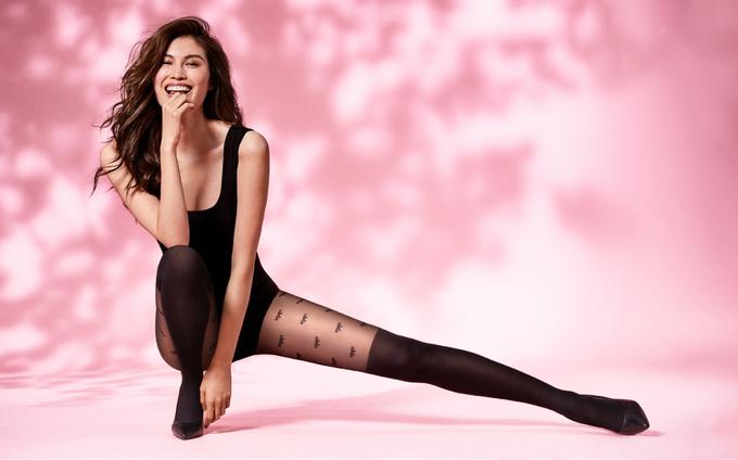 Hà Tuệ - nàng thơ phương Đông của show nội y Victoria's Secret