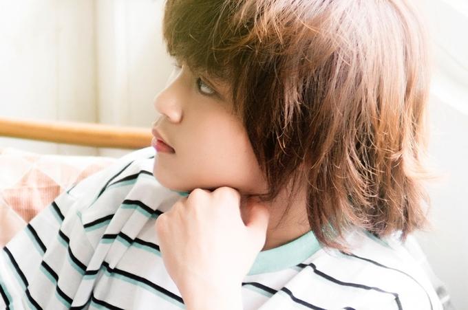 Vẻ trong sáng tuổi 13 của Thiên Khôi Idol Kids