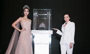 Vương miện Hoa hậu Việt Nam 2018 gắn 30 viên ngọc trai