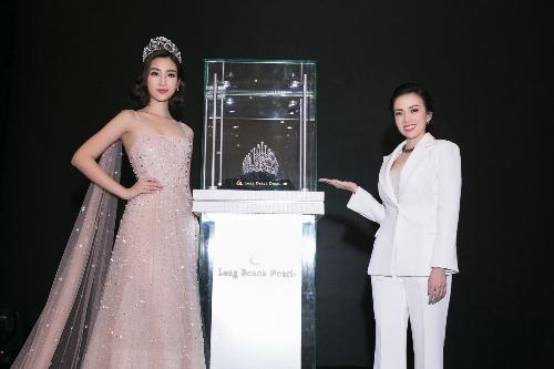 Khám phá chất liệu đắt giá tạo nên vẻ đẹp hoàn mỹ của chiếc vương miện HHVN 2018  - 3