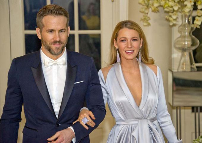 Tám năm gắn bó của Ryan Reynolds và Blake Lively