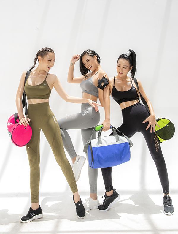 3 diễn viên đóng gái làng chơi trong phim 'Quỳnh Búp Bê'