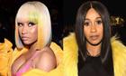 Nicki Minaj: 'Tôi nhục nhã vì vụ đánh nhau trên thảm đỏ'