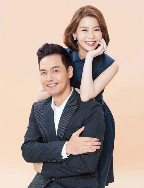 Hải Dương và Phan Anh cho biết rất hòa hợp trong việc hợp tác kinh doanh.