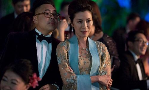 Dương Tử Quỳnh sắc sảo trong phim.