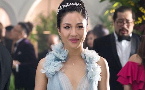 Crazy Rich Asians hiện thu 187 triệu USD toàn cầu, trong đó có 149 triệu USD ở Mỹ.
