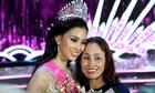 Mẹ Tiểu Vy: 'Con gái không chịu đi du học vì thích thi hoa hậu'