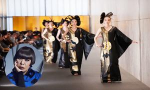 Nhà mốt nổi tiếng Nhật Bản tổ chức show thời trang ở Hà Nội
