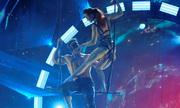 Cặp vợ chồng từng ngã trên sân khấu diễn chung kết America's Got Talent