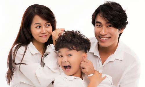 Sao nhí lấn át Kiều Minh Tuấn, An Nguy trong phim mới