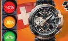 Cơ hội xem MotoGP khi tham dự Tuần lễ giảm giá đồng hồ Thụy Sĩ