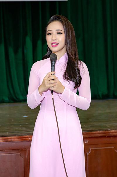 Phạm Ngọc Hà My là một trong 10 thí sinh nổi bật, là ứng viên sáng giá cho ngôi vị cao nhất của Hoa hậu Việt Nam năm nay. Được đánh giá cao về tri thức lẫn nhan sắc nhưng cô chỉ vào top 15, gây tiếc nuối cho khán giả.