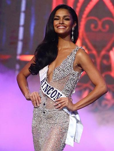 Trong suốt cuộc thi, Kiara Ortega là ứng viên hàng đầu. Khả năng catwalk của người đẹp cũng được đánh giá cao.