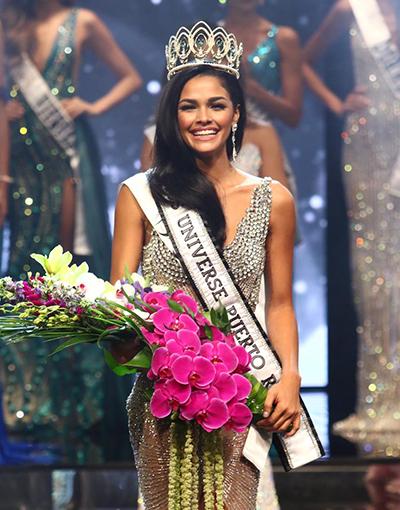 Trong cuộc thi diễn ra tối 20/9 ở thủ đô San Juan của Puerto Rico, cô gái 24 tuổiKiara Ortega vượt qua 28 đối thủ để đăng quang ngôi vị cao nhất. Người đẹp sẽ đại diện đất nước tham dự cuộc thi Hoa hậu Hoàn vũ thế giới diễn ra ở Thái Lan