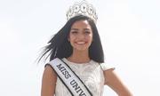 Hoa hậu Hoàn vũ Puerto Rico 2018 gây ấn tượng với nụ cười