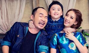 Tiến Luật: 'Tôi và Thu Trang không dạy con bằng đòn roi'