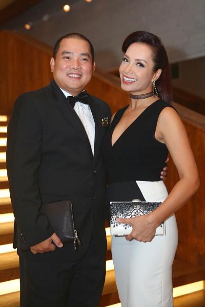 Vợ chồng Nguyên Khang - Thúy Hạnh.