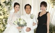 Đồng nghiệp dự tiệc cưới Nhã Phương - Trường Giang