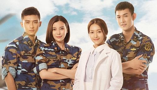Từ trái sang: Hữu Vi, Cao Thái Hà, Khả Ngân, Song Luân.