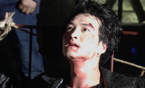 Thiếu gia Phong là nhân vật liên tục gây hỗn loạn trong phim.