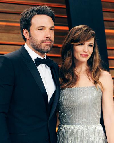 Ben Affleck và Jennifer Garner đã ly hôn. Ảnh: FilmMagic.