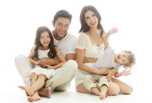 Siêu mẫu xem gia đình là điều quan trọng nhất trong cuộc sống.