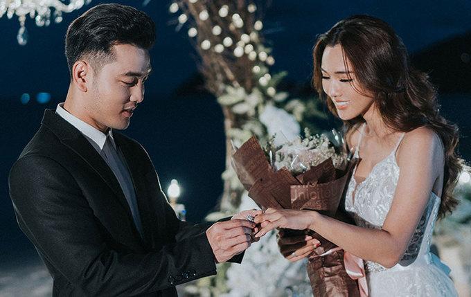 Ưng Hoàng Phúc cầu hôn Kim Cương