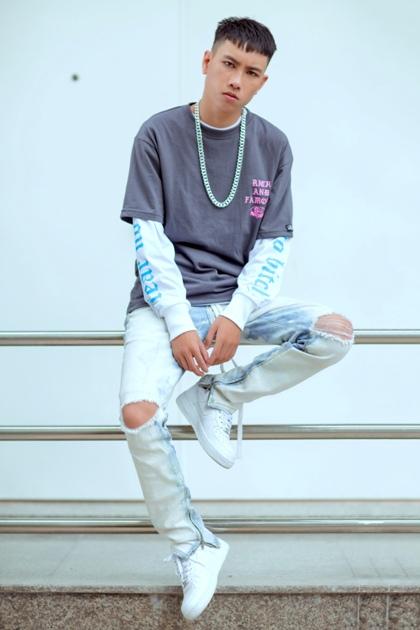 DJ, producer HoaProx.