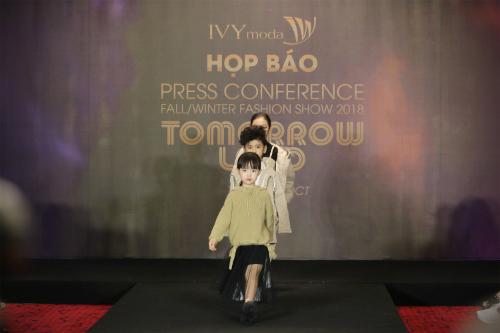 Sự ra đời của IVY kids là một trong những dấu mốc quan trọng của IVY moda.