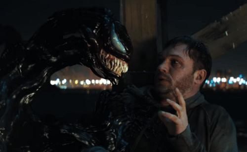 Để tạo ra giọng nói của Venom, Tom Hardy cho biết lấy cảm hứng từ giọng các nghệ sĩ âm nhạc Redman, Busta Rhymes vàJames Brown.