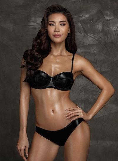 Minh Tú: Tôi muốn đoạt vương miện Hoa hậu Siêu quốc gia