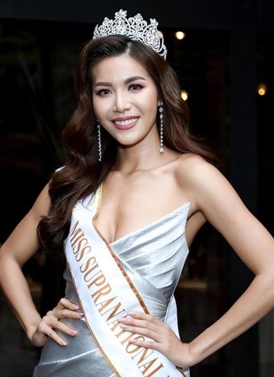 Minh Tú: Tôi muốn đoạt vương miện Hoa hậu Siêu quốc gia - 1