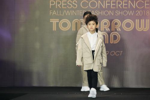 IVY kids sẽ được IVY moda giới thiệu trong show diễn Thu Đông sắp tới.