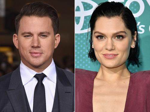 Channing Tatum hẹn hò ca sĩ Jessie J. Ảnh: FilmMagic.