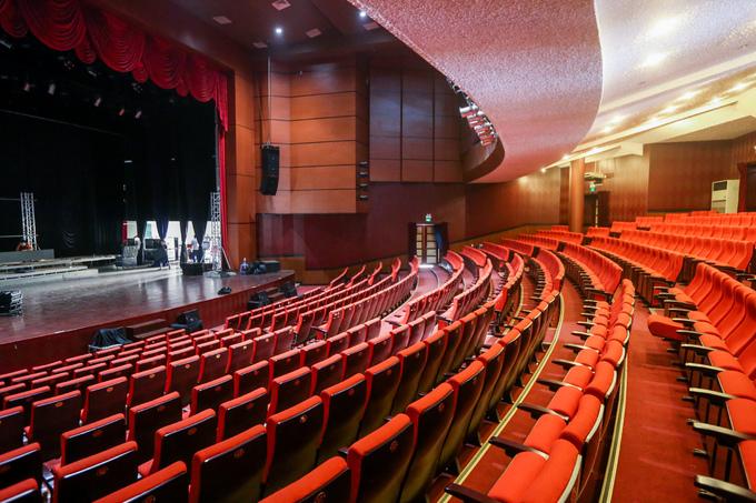 Các nhà hát ở TP HCM đang hoạt động ra sao