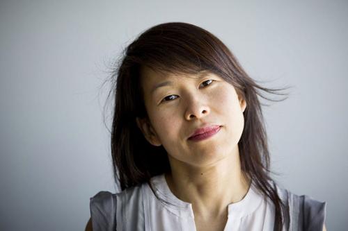 Nhà văn Kim Thúy.