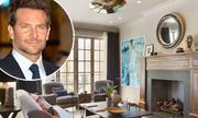 Khám phá biệt thự 13 triệu USD Bradley Cooper vừa mua